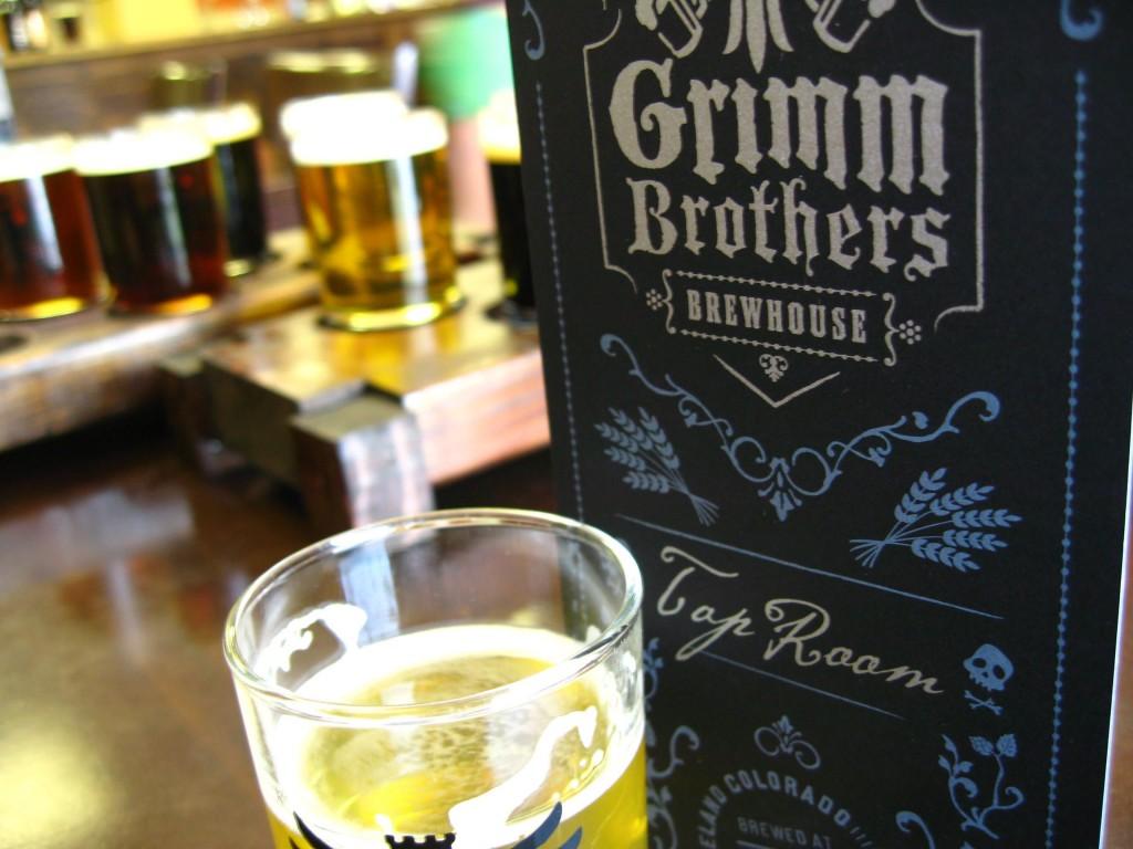 Grimm Brothers Brewhouse - Bites 'n Brews