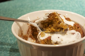 Pumpkin Cinnamon Chip Bread Pudding