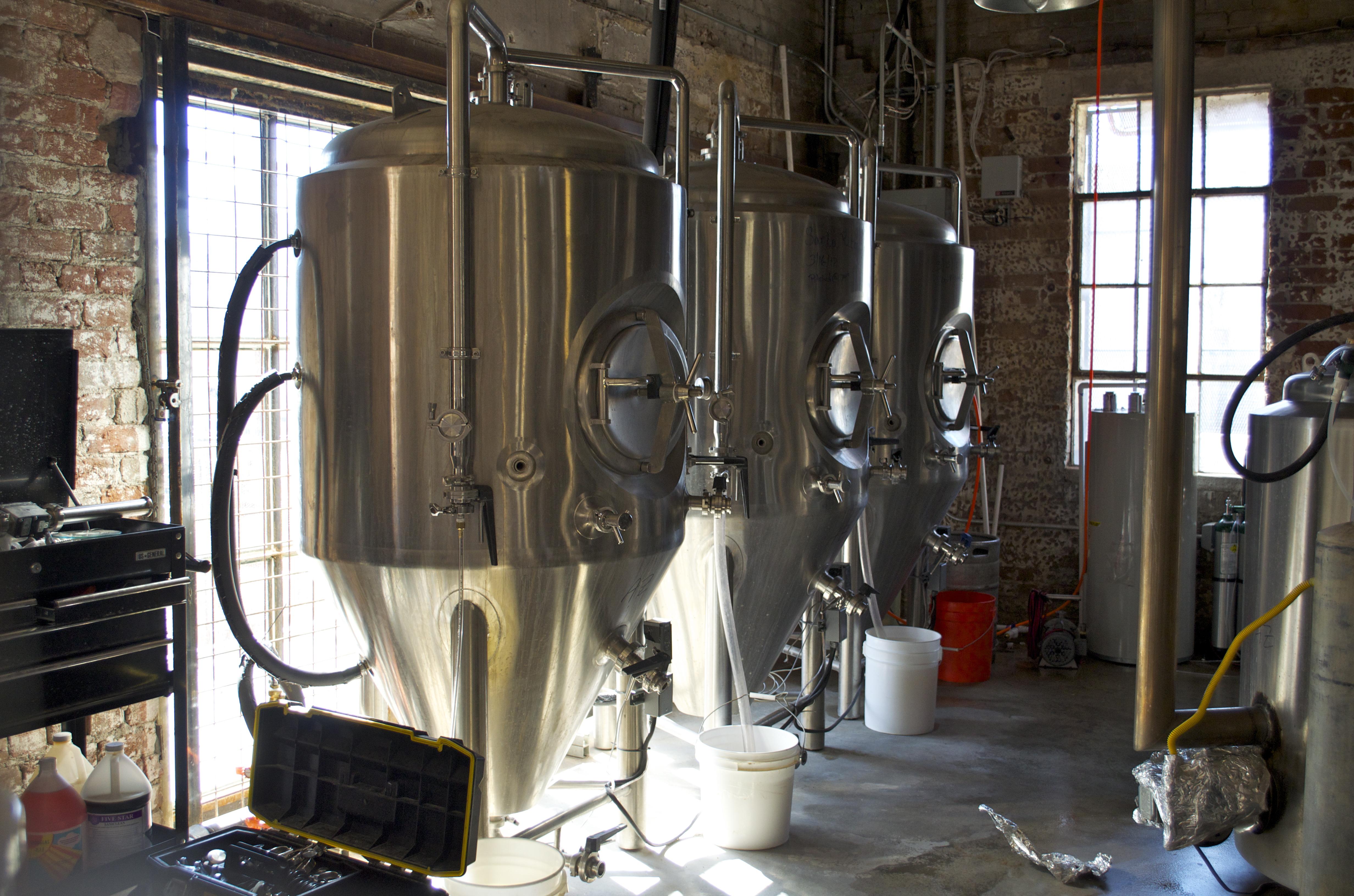Borderlands Brewing Company Bites N Brews