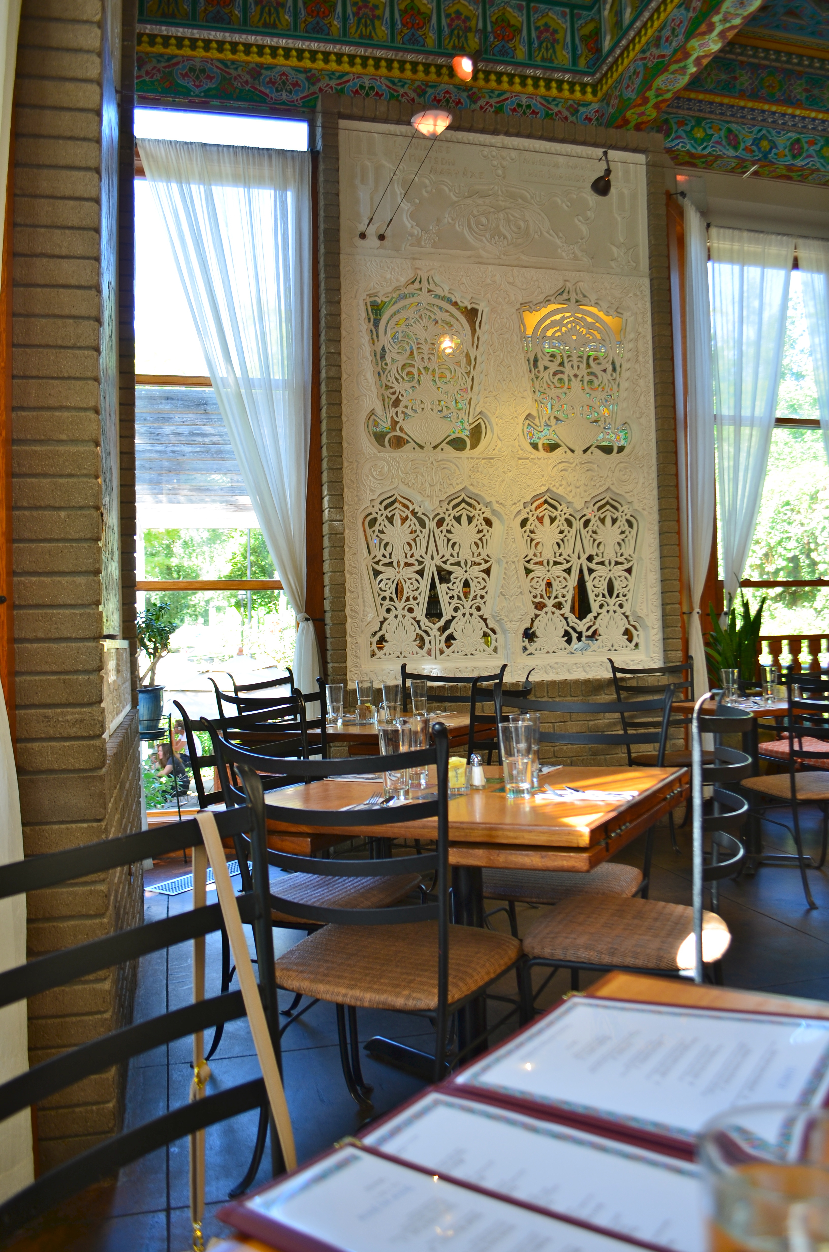 Boulder Dushanbe Teahouse - Bites 'n Brews on grain silo design, fusion design, tea room, winery design, family design, sidewalk design, asian design, irish design, international design, cast iron design, sauna design, southwestern design, hedge design, casino design, travel agency design, pavilion design, tea houses in new jersey, african design, construction design, japanese design,