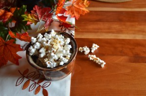 Pumpkin Spiced Maple Kettle Corn