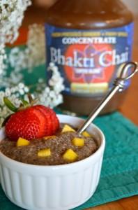 Bhakti Chai Chia Pudding